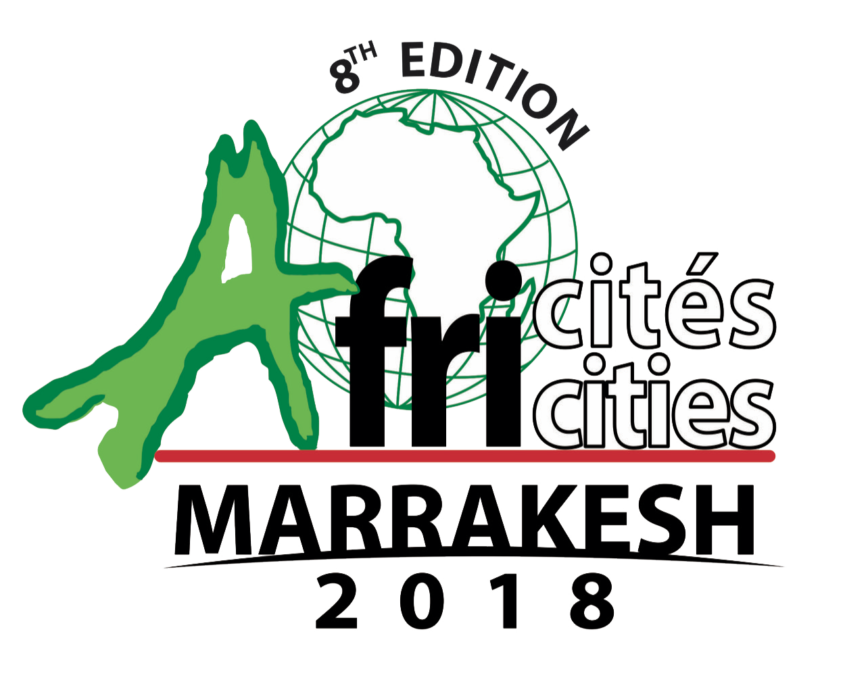 Africities 8 Marrakesh Logo
