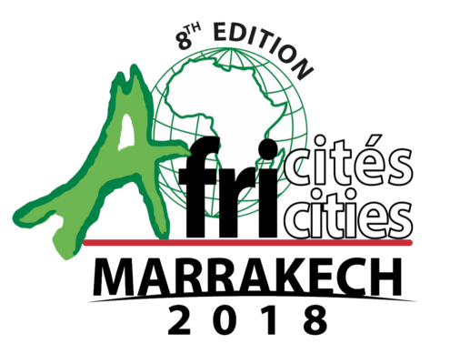Africities 8 Marrakech Logo