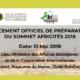 Cérémonie officielle de lancement Africités 2018