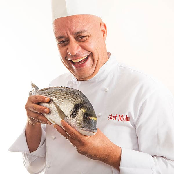 Chef Moha Fedal